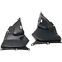 Fender Liner - Front, Driver and Passenger Side, Front Section, with M Sport Package