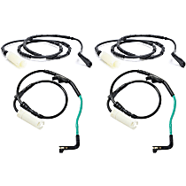 Replacement SET-RB27180001-4 Brake Pad Sensor - Direct Fit Set of 4