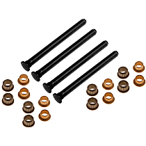 SET-RB38400-4 Door Hinge Pin - Direct Fit, Set of 4