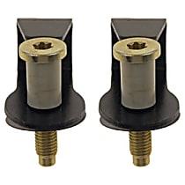 SET-RB38445-2 Door Striker Pin - Direct Fit, Set of 2