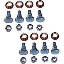 SET-RB38490-2 Door Hinge Repair Kit - Direct Fit, Set of 2