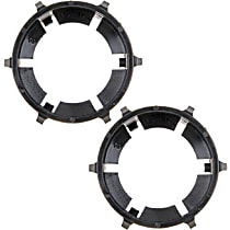 Dorman SET-RB42415-2 Headlight Bulb Retainer - Direct Fit, Set of 2