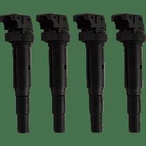 Ignition Coil - Eldor Brand, Set of 4