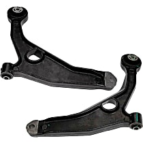 Control Arm - Front, Driver Side and Passenger Side, Lower, Set of 2