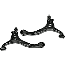 Control Arm - Front, Driver and Passenger, Lower, Set of 2