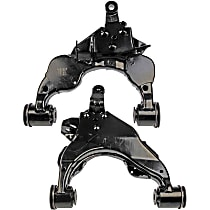 SET-RB521810 Control Arm - Front, Driver Side and Passenger Side, Lower