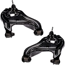 SET-RB521935 Control Arm - Front, Driver and Passenger Side, Lower