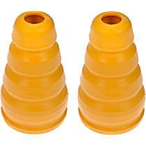 SET-RB523065-2 Leaf Spring Bushing - Yellow, Foam, Direct Fit, Set of 2