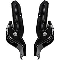 SET-RB523291-R Trailing Arm - Black, Steel, Direct Fit, Set of 2