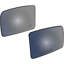 SET-RB56308 Driver and Passenger Side Heated Mirror Glass