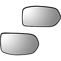SET-RB56364 Driver and Passenger Side Non-Heated Mirror Glass