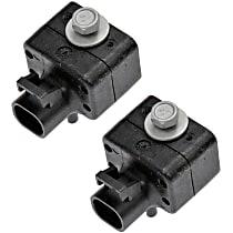 SET-RB590200-2 Air Bag Sensor - Direct Fit, Set of 2