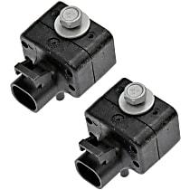 Dorman SET-RB590200-2 Air Bag Sensor - Direct Fit, Set of 2