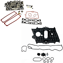 Intake Manifold Upper and Lower
