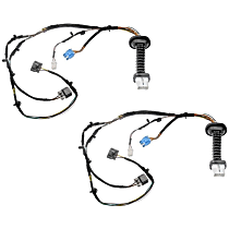 Wiring Harness - Direct Fit, Set of 2