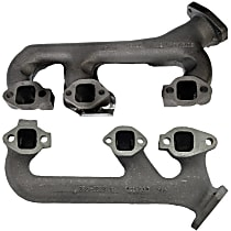 Exhaust Manifold - Driver and Passenger Side
