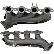 SET-RB674522 Exhaust Manifold - Driver and Passenger Side