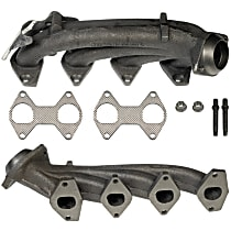 SET-RB674696 Exhaust Manifold - Driver and Passenger Side