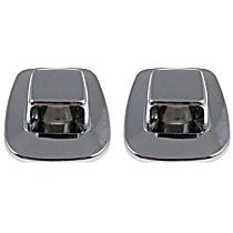 SET-RB68155-2 License Plate Light Lens - Direct Fit, Set of 2