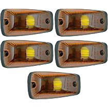 Dorman SET-RB69995-5 Roof Light Covers - Set of 5