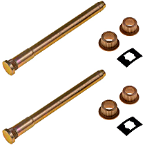 SET-RB703265-2 Door Hinge Repair Kit - Direct Fit, Set of 2