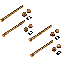 Dorman SET-RB703265-4 Door Hinge Repair Kit - Direct Fit, Set of 4
