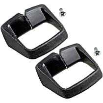 SET-RB74310-2 Seat Belt Retainer - Direct Fit, Set of 2