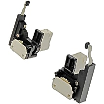Door Lock Actuator Front or Rear, Driver and Passenger Side
