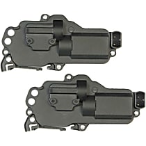 Door Lock Actuator Front and Rear, Passenger Side