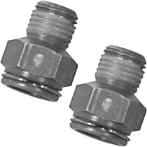 Transmission Oil Line - Metal, Direct Fit, Set of 2