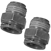 SET-RB800605-2 Transmission Oil Line - Metal, Direct Fit, Set of 2