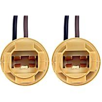 Bulb Socket - Side marker, Direct Fit, Set of 2 Front
