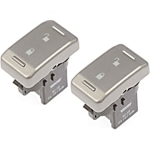 SET-RB901329-2 Door Lock Switch - Direct Fit, Set of 2