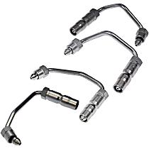 Dorman SET-RB904127 Fuel Injector Line - Direct Fit, Set of 8