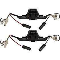 Fuel Injection Wiring Harness - Direct Fit, Set of 2