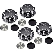 Dorman SET-RB909002-4 Wheel Center Cap - Set of 4