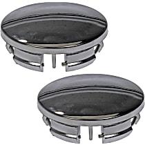 Dorman SET-RB909062 Wheel Center Cap - Set of 2