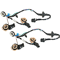 Dorman SET-RB923017-2 Tail Light Wiring Harness - Direct Fit, Set of 2