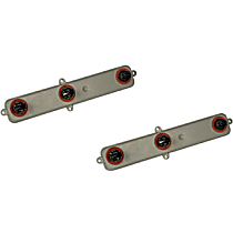 Dorman Tail Light Circuit Board - SET-RB923030-2 - Driver Or Passenger Side, Plastic, Direct Fit, Set of 2
