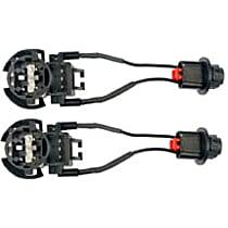SET-RB923035-2 Bulb Socket - Tail light, Direct Fit, Set of 2