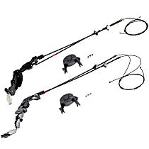 Dorman SET-RB924578 Sliding Door Cable - Set of 2