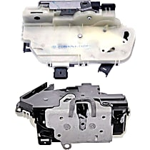 Door Lock Actuator - Rear, Driver and Passenger Side