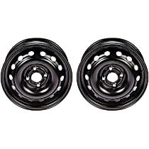 SET-RB939133-2 Black Finish Wheel - X