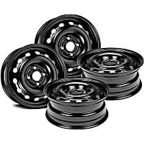 SET-RB939133-4 Black Finish Wheel - X