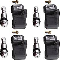 SET-RB974001-4 TPMS Sensor - Stem sensor, Direct Fit, Set of 4