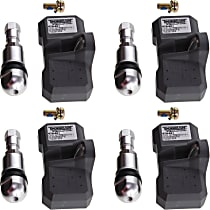Dorman SET-RB974001-4 TPMS Sensor - Stem sensor, Direct Fit, Set of 4
