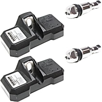 Dorman SET-RB974002-2 TPMS Sensor - Stem sensor, Direct Fit, Set of 2