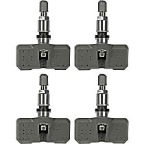Dorman SET-RB974002-4 TPMS Sensor - Stem sensor, Direct Fit, Set of 4