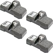 TPMS Sensor - Stem sensor, Direct Fit, Set of 4