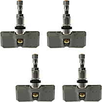 TPMS Sensor - Stem sensor, Direct Fit, Set of 4